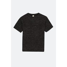 Jackman Gg S S T-Shirt - Heather Black
