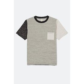 Jackman High Density Pocket S S T-Shirt - Multi Color