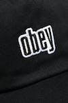 Obey Highland Strapback Mütze