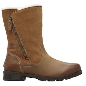 Sorel Emelie Foldover Ladies Boots - Camelbrown