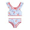 Bikini Girls Joules Nyree - Blue Floral Stripe