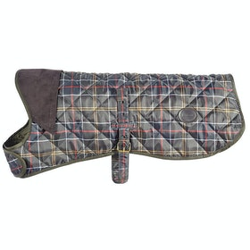 Barbour Tartan Dog Jacket - Classic
