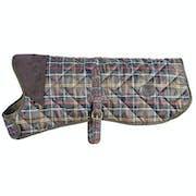 Barbour Tartan Dog Jacket