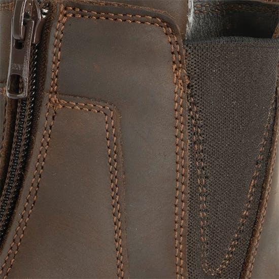 Botas de cuadra Fonte Verde Luso Zipped