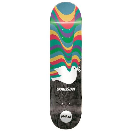 Prancha de Skate Almost Skateistan R7 8 Inch