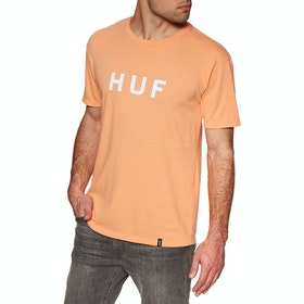 T-Shirt à Manche Courte Huf Essentials OG Logo - Canyon Sunset