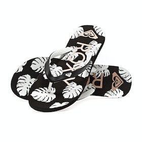 Roxy Tahiti VI Womens Sandals - Black