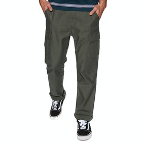 Globe Militant Full Length Cargo Pants - Army