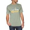 Burton Friston Short Sleeve T-Shirt - Shadow