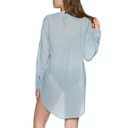 Rip Curl Koa Beach Cover up Ladies Shirt