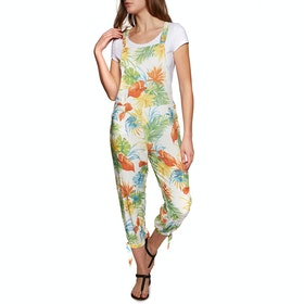 Jumpsuit Rhythm Tropicana - White