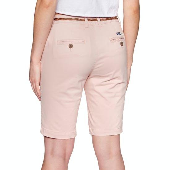 Superdry Chino City Womens Shorts
