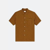 Universal Works Road S S Shirt