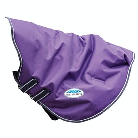 Weatherbeeta Comfitec Plus Dynamic Medium Lite Neck Cover - Purple Black