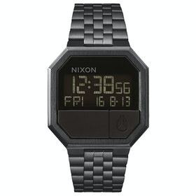 Nixon ReRun Watch - All Black