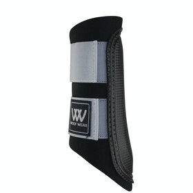 Buty dla konia Woof Wear Club Colour Fusion - Black Brushed Steel