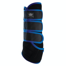 Bande de travail Woof Wear Training Colour Fusion - Black Electric Blue