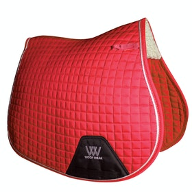 Woof Wear GP Colour Fusion Saddlepads - Royal Red
