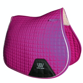 Woof Wear GP Colour Fusion Saddlepads - Ultra Violet