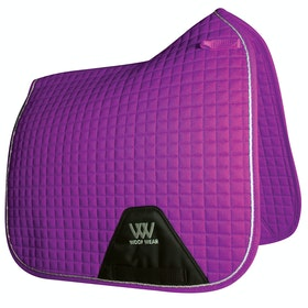 Woof Wear Dressage Colour Fusion Saddlepads - Ultra Violet