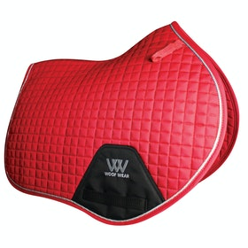 Woof Wear Close Contact Colour Fusion Saddlepads - Royal Red