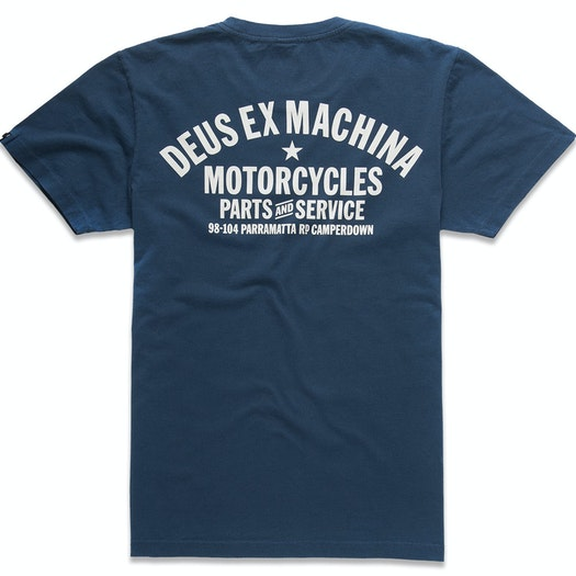 Deus Ex Machina The KR T-Shirt Korte Mouwen