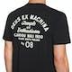 T-Shirt a Manica Corta Deus Ex Machina Canggu Address