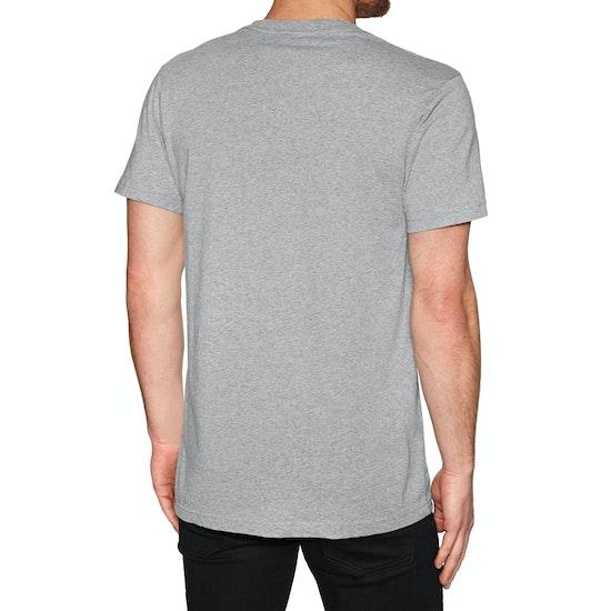 Deus Ex Machina All Caps Short Sleeve T-Shirt