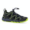Merrell M-hydro Choprock Kids Watersport Shoes - Black/navy/lime
