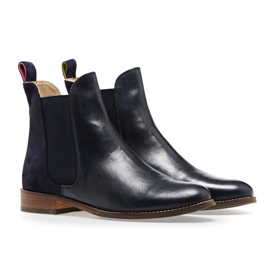 Joules Westbourne Leather Chelsea Womens Boots