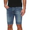 Levis 502 Taper Hemmed Walk Shorts - Harbour