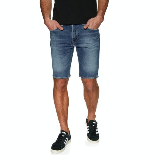 Levis 502 Taper Hemmed Walk Shorts