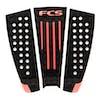 FCS Julian Wilson Signature Grip Pad - Black Orange