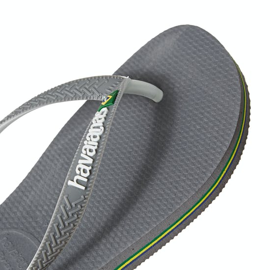 Havaianas Brasil Mix Steel Sandals