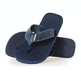 Sandales Havaianas Urban Basic - Navy Blue / Indigo Blue