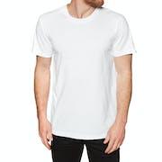 Camiseta de manga corta Deus Ex Machina Standard Embroidered