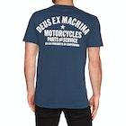 Deus Ex Machina The KR Mens Short Sleeve T-Shirt