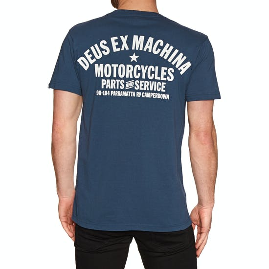 Deus Ex Machina The KR Short Sleeve T-Shirt