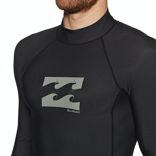 Billabong Advance Short Sleeve Rash Vest