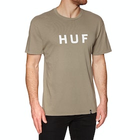 T-Shirt à Manche Courte Huf Essentials OG Logo - Elmwood
