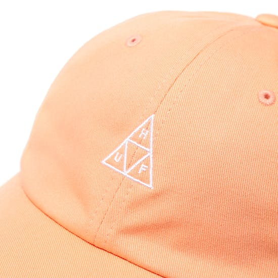 Huf Essentials Triple Triangle Logo Curved Visor Cap