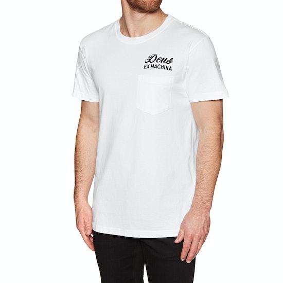 Deus Ex Machina Venice Address Short Sleeve T-Shirt