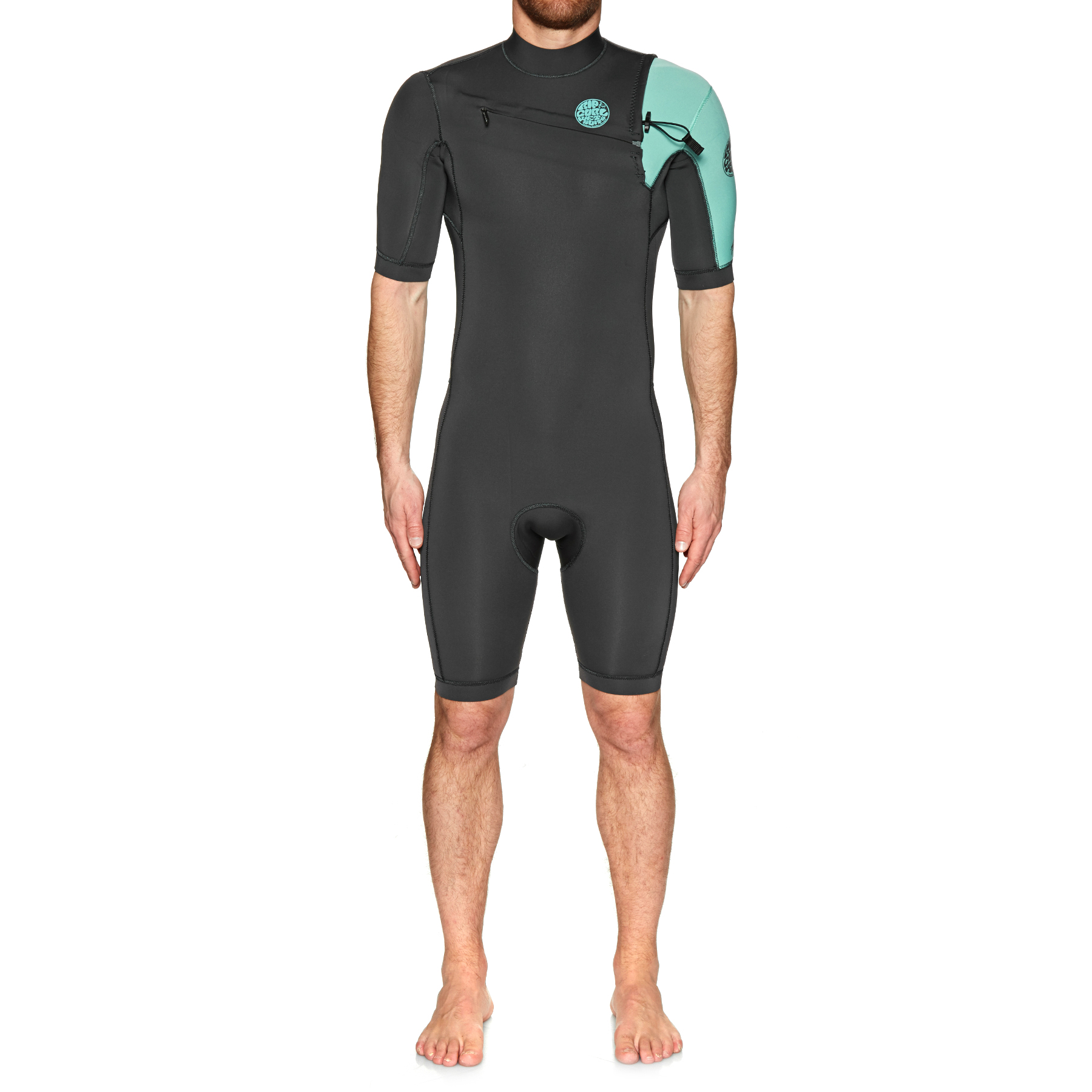 22mm Highline Series Short Sleeve Zipperless Springsuit