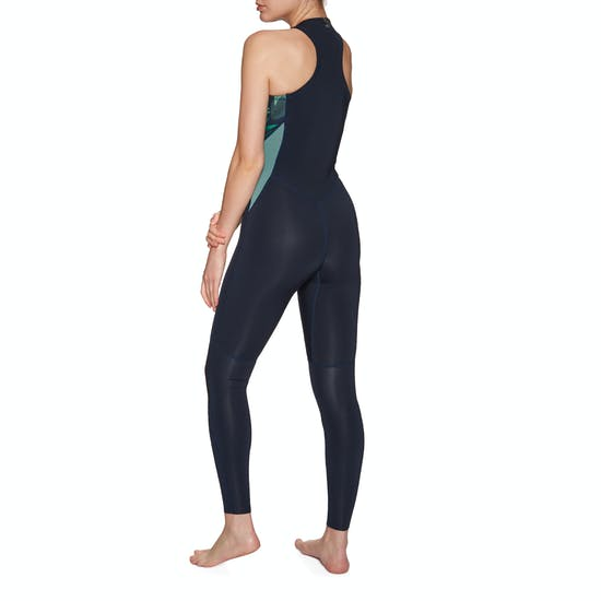 O Neill Bahia 1.5mm Sleeveless Front Zip Wetsuit