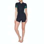 O Neill Bahia 2/1mm Front Zip Short Sleeve Shorty Wetsuit