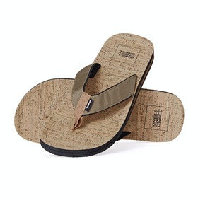 Sandales O'Neill Chad Structure - Tobacco Brown