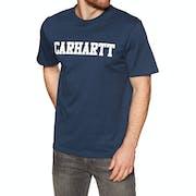 T-Shirt à Manche Courte Carhartt College