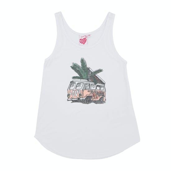 Camiseta sin mangas Girls Rip Curl Rc Love