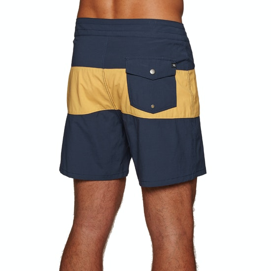 Rip Curl Retro Paneled 17in Boardshorts