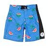 Pantaloncini da Surf Rip Curl Made To Fade Groms Rce 12in - Blue